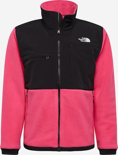 THE NORTH FACE Jacke 'Denali' in pink / schwarz, Produktansicht