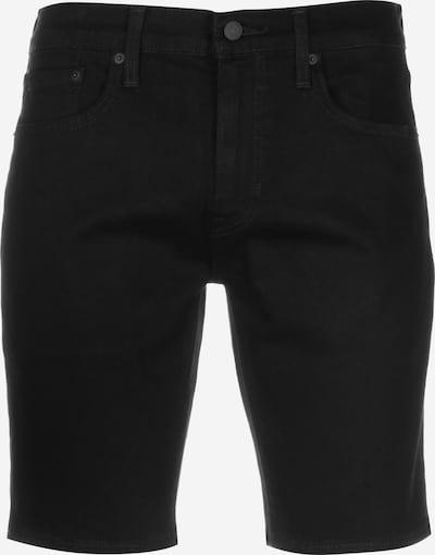 LEVI'S Shorts ' 502 Taper Hemmed ' in schwarz, Produktansicht