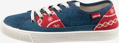 LEVI'S Malibu S Sneakers Low in blau, Produktansicht