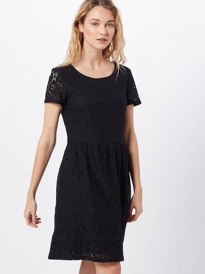 VILA Kleid 'VISULACEY' in schwarz, Modelansicht