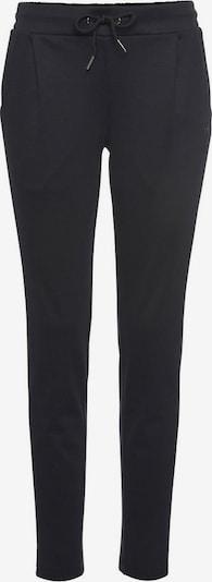 Tom Tailor Polo Team TOM TAILOR Polo Team Jogger Pants in schwarz, Produktansicht