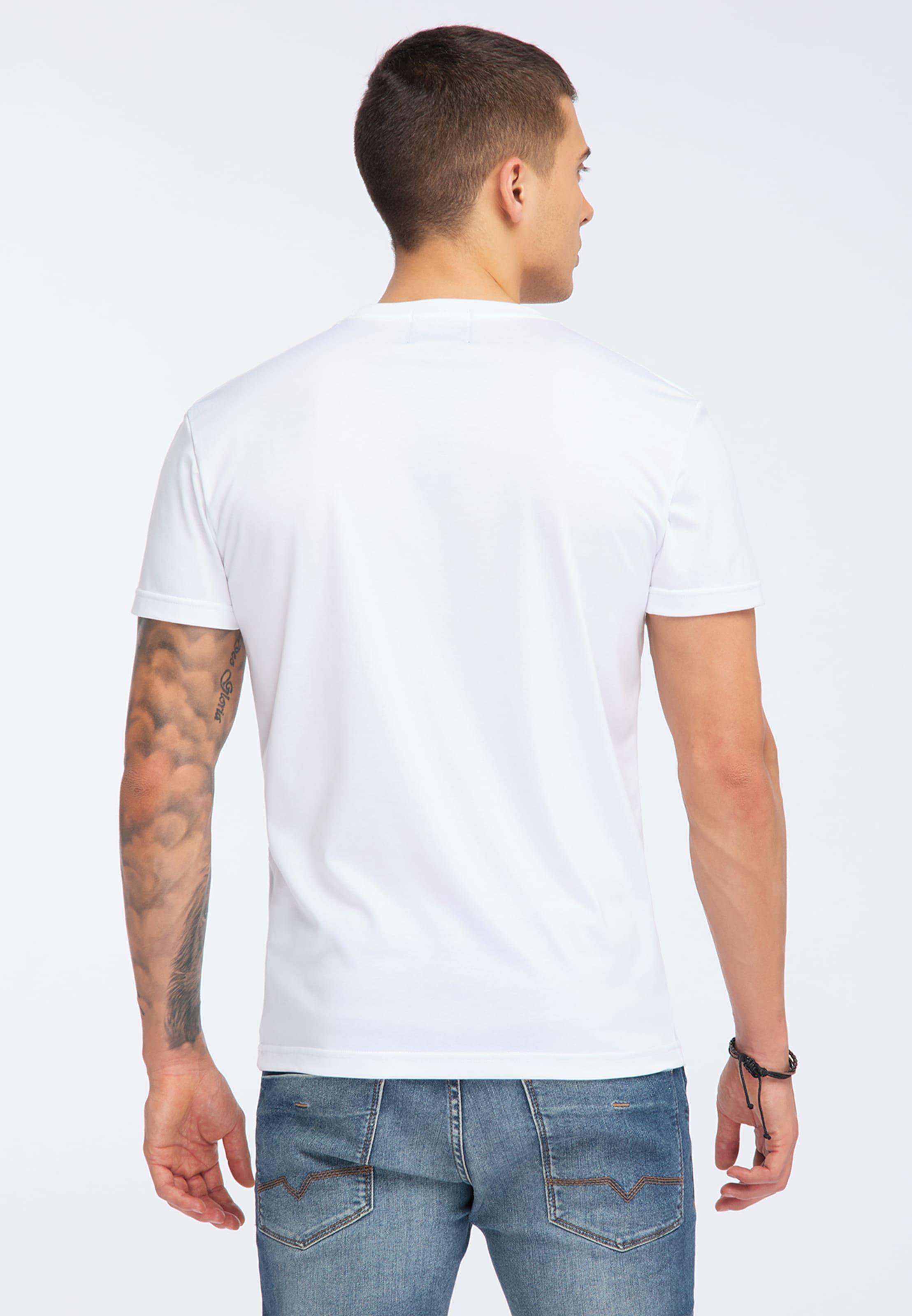 In MischfarbenWeiß T Oldskull shirt Oldskull shirt MischfarbenWeiß T In qzVSUGLMp