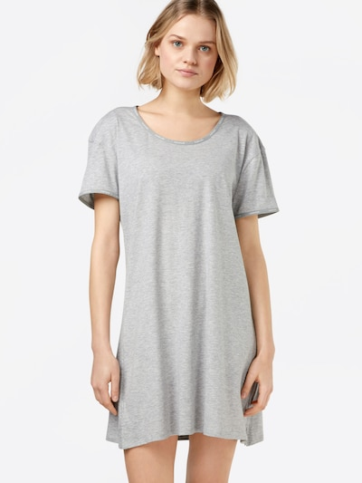 Calvin Klein Underwear Nightshirt in graumeliert: Frontalansicht