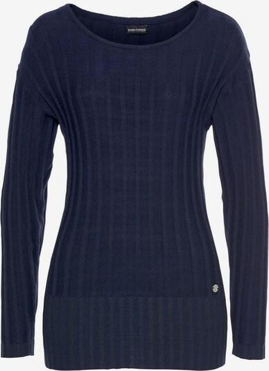 BRUNO BANANI Pullover in marine, Produktansicht