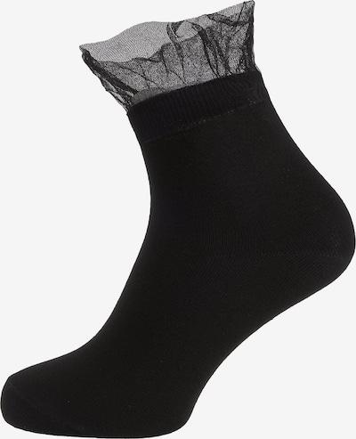 mp Denmark Socken in schwarz, Produktansicht