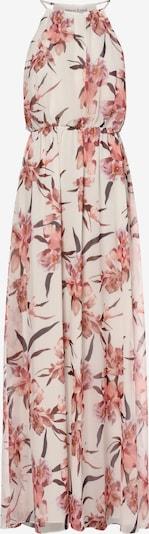 Marie Lund Abendkleid in pink / weiß, Produktansicht