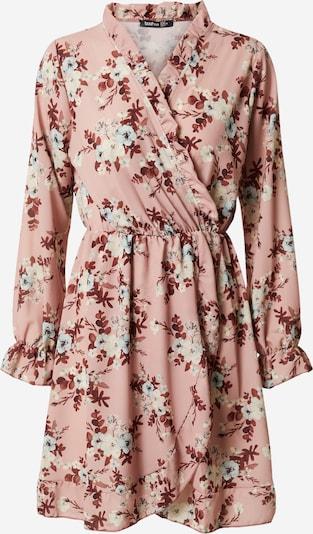 Boohoo Kleid 'Floral' in pink / rosa, Produktansicht
