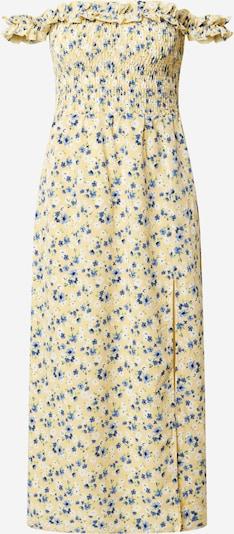 Fashion Union Zomerjurk 'Ashanti' in de kleur Geel, Productweergave