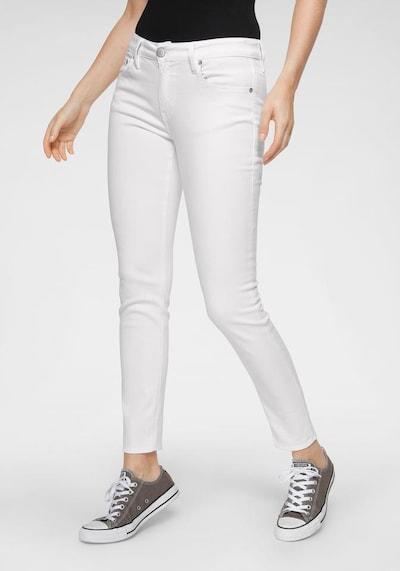 Herrlicher Jeans in weiß, Modelansicht