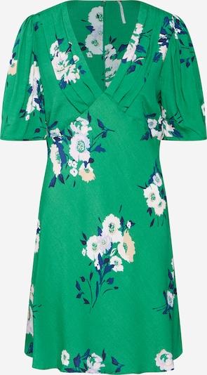 Free People Vasaras kleita 'Neon Garden Mini' pieejami zaļš, Preces skats