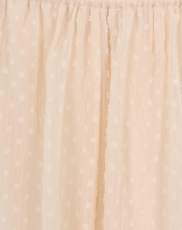 VILA Chiffonkleid mit Neckholder 'Vishe'