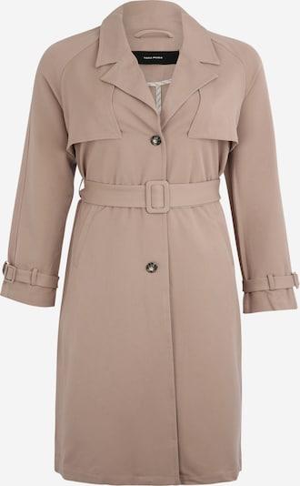 Rudeninis-žieminis paltas 'DONNA EXPORT' iš Vero Moda Curve , spalva - smėlio, Prekių apžvalga