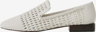 MANGO Schuh 'Lino' in weißmeliert, Produktansicht