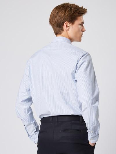 SCOTCH & SODA Hemd 'Oxford' in hellblau: Rückansicht