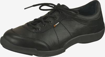 Binom Schnürschuh 'Lauretta' in schwarz, Produktansicht
