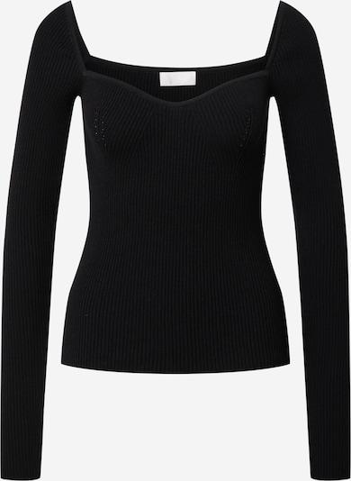 LeGer by Lena Gercke Pullover 'Leonie' in schwarz, Produktansicht