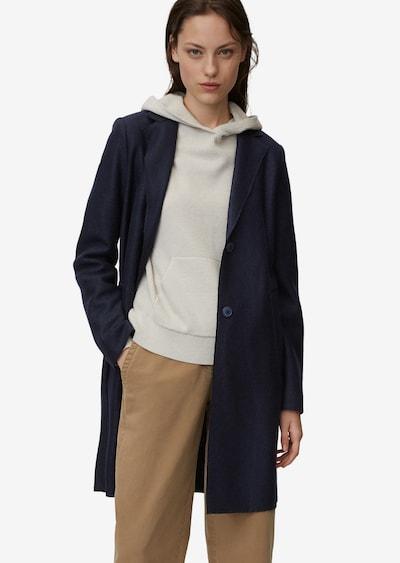 Marc O'Polo Mantel in nachtblau, Modelansicht