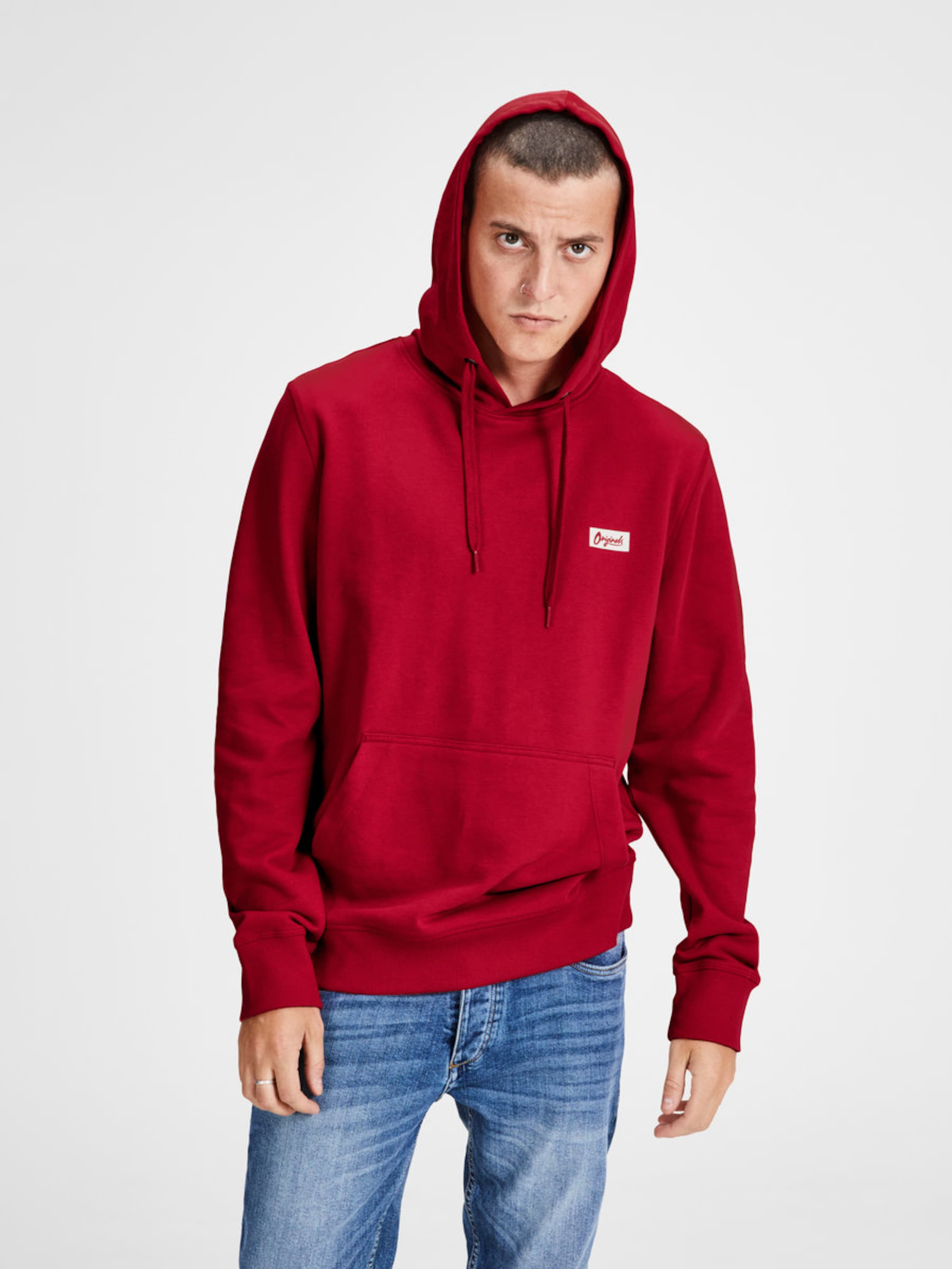 Freies Verschiffen Nagelneues Unisex Verkauf Billig JACK & JONES Klassisches Sweatshirt Günstig Kaufen Shop hMCKPr