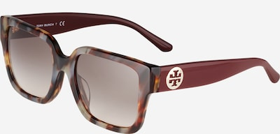Tory Burch Sončna očala | rjasto rjava barva, Prikaz izdelka