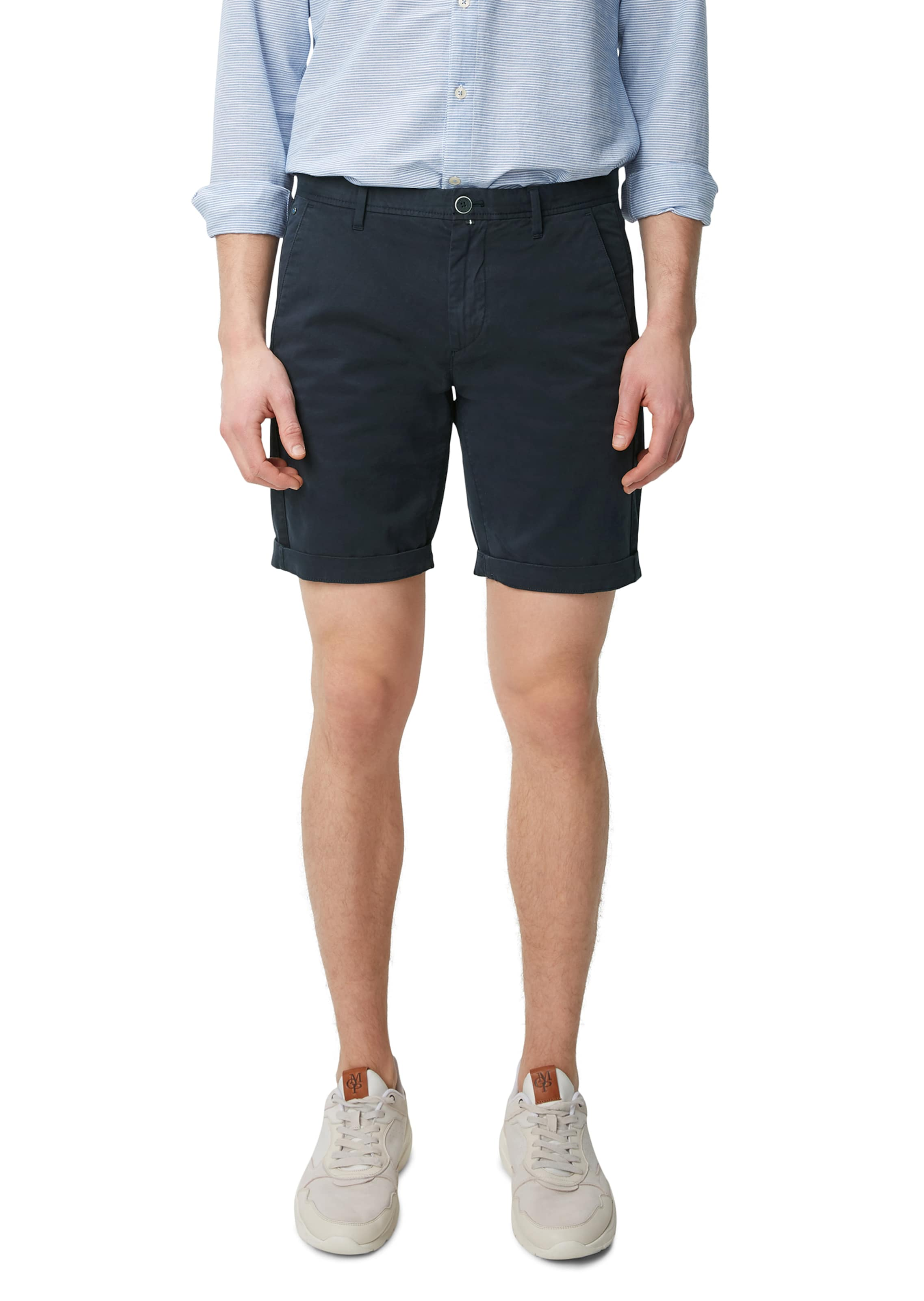 Salo Dunkelblau Marc O'polo Slim Shorts In 0wPOnk
