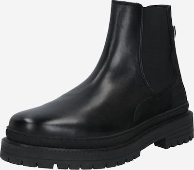 Bianco Chelsea boots 'OLIVER' in de kleur Zwart, Productweergave