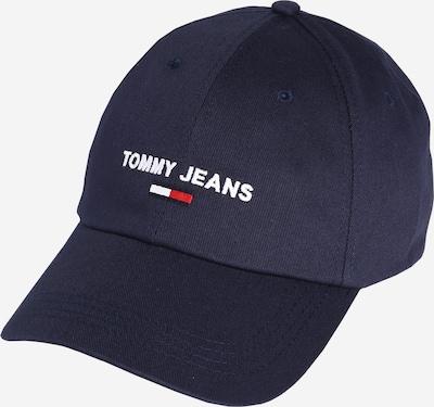 Tommy Jeans Casquette en bleu marine, Vue avec produit