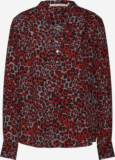 RUE de FEMME Tunika - antracitová / hrdzavo červená, Produkt