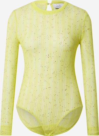 Pepe Jeans Shirt  'Dua Lipa KATIE' in gelb, Produktansicht