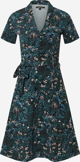 King Louie Kleid 'Emmy' in grün, Produktansicht