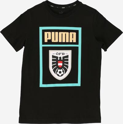 PUMA Sport-Shirt in schwarz, Produktansicht