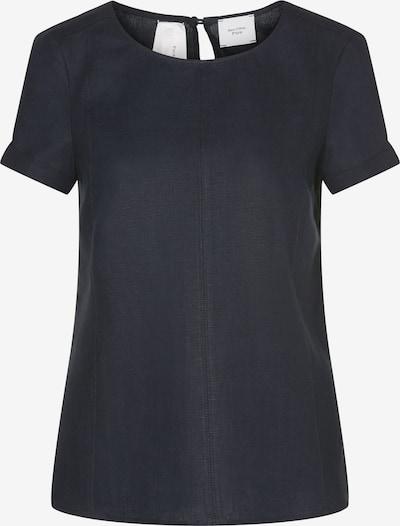 Marc O'Polo Pure Blusenshirt in schwarz, Produktansicht