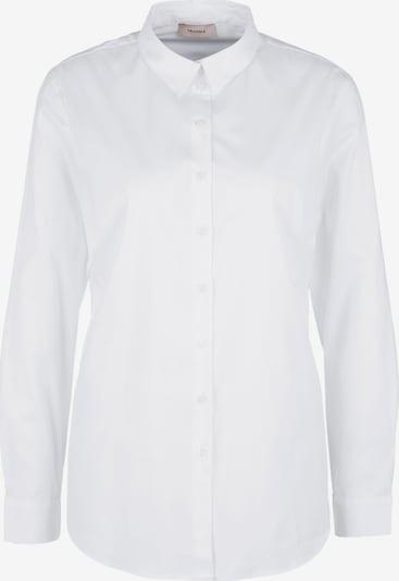 TRIANGLE Bluse in weiß, Produktansicht