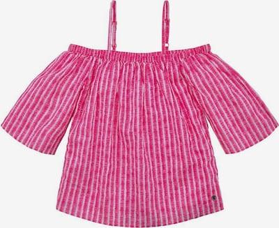 TOM TAILOR Bluse in pink / weiß, Produktansicht