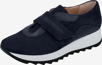 heine Sneaker in kobaltblau / weiß, Produktansicht