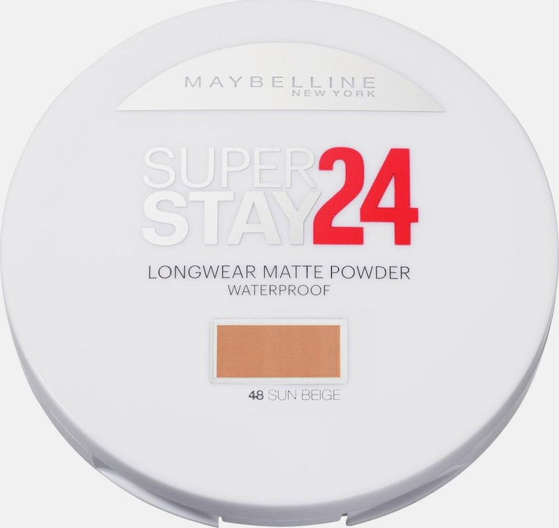 Maybelline New York Superstay 24h Puder, Kompaktpuder