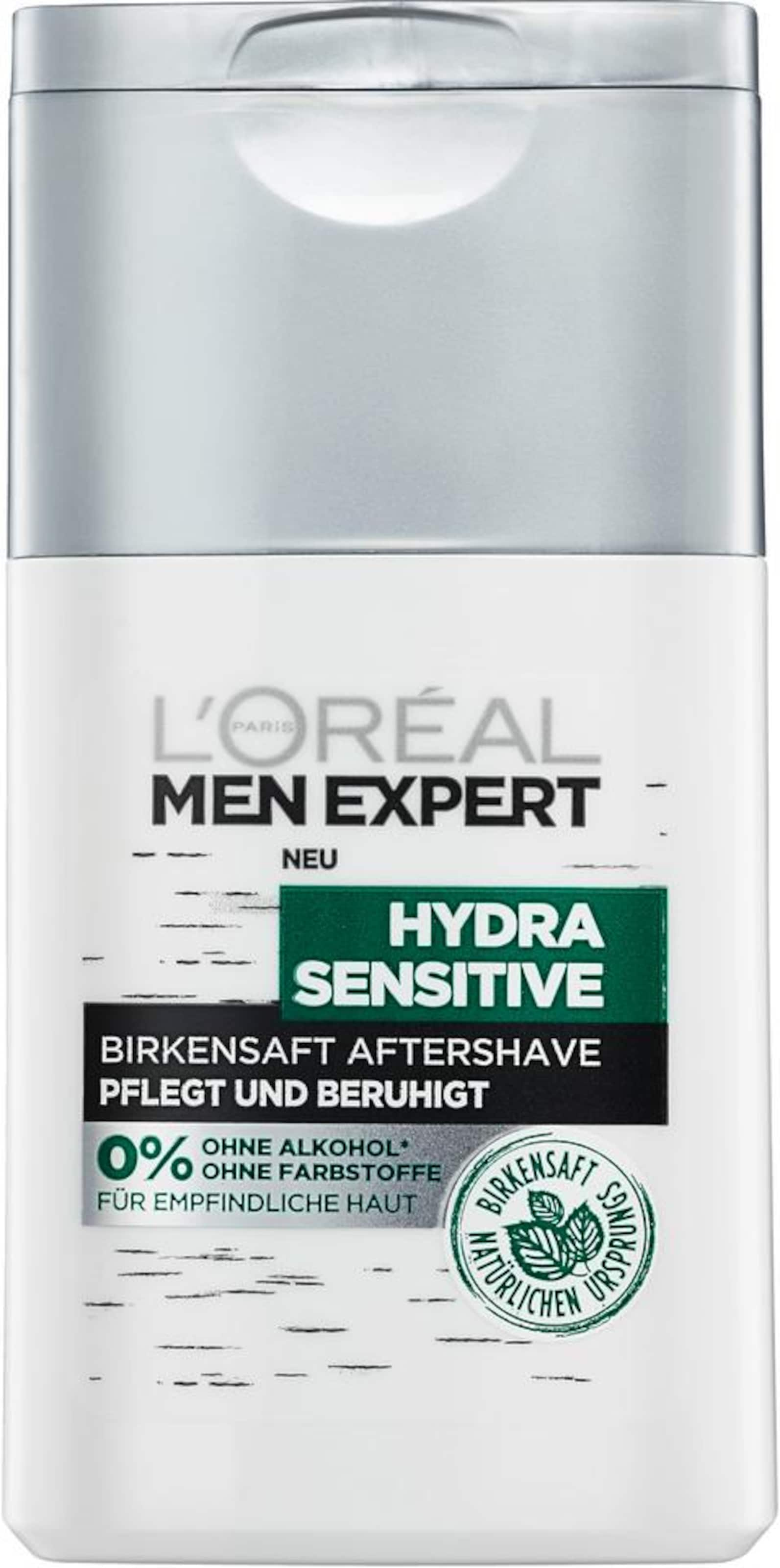 After Expert Men L'oréal Birkensaft' Fluid In Shave Sensitive Paris Weiß 'hydra vn08mNw