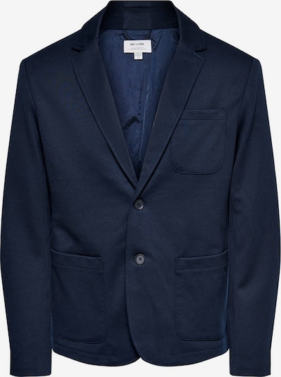 Only & Sons Colbert 'Mark' in de kleur Navy, Productweergave