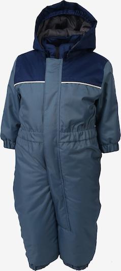 COLOR KIDS Schneeanzug in blau, Produktansicht