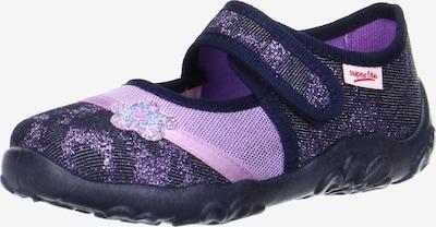 SUPERFIT Huisschoenen 'Bonny' in de kleur Indigo / Lila, Productweergave