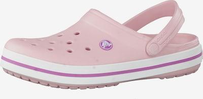 Saboţi 'Crocband' Crocs pe roz deschis, Vizualizare produs