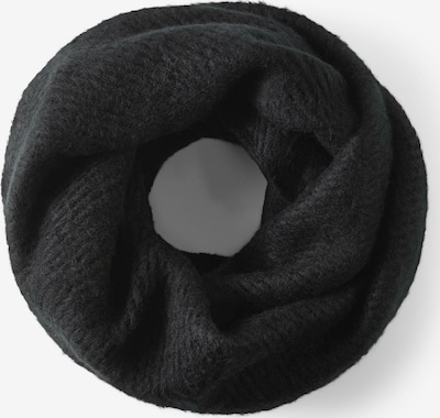 TOM TAILOR DENIM Loopschal in schwarz, Produktansicht