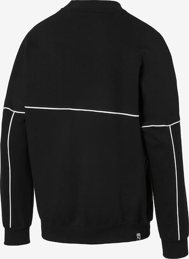 PUMA Sweatshirt 'Evolution' in schwarz weiß | ABOUT YOU