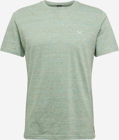 Iriedaily T-Shirt en menthe, Vue avec produit