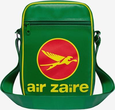 LOGOSHIRT Tasche 'Air Zaire Airways' in gelb / grün / rot, Produktansicht
