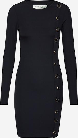 IVYREVEL Gebreide jurk in de kleur Zwart, Productweergave
