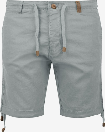 INDICODE JEANS Shorts 'Moses'' in grau: Frontalansicht