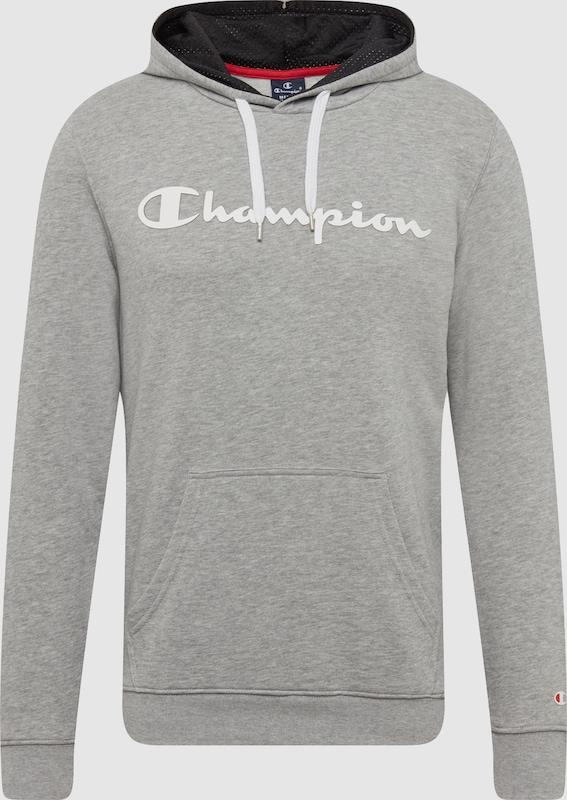 Champion Authentic Athletic Apparel Sweatshirt in hellgrau   weiß  Neue Kleidung in dieser Saison