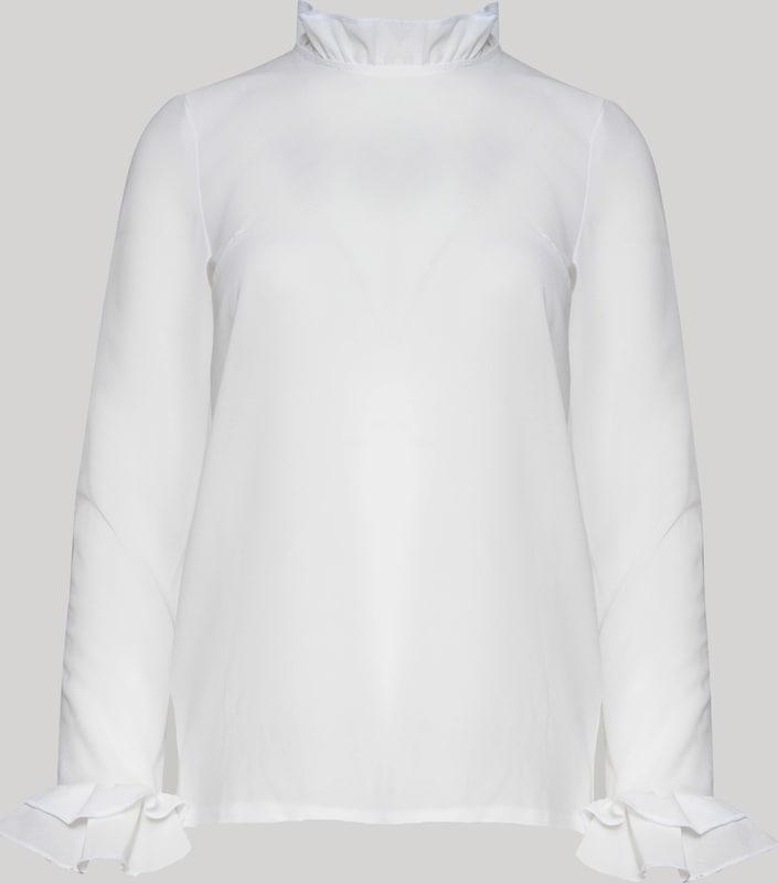 Usha Blause in weiß    Mode neue Kleidung bfe23d