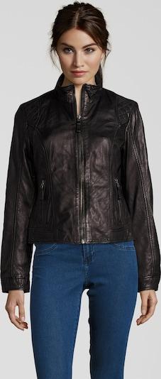 7ELEVEN Jacke in schwarz, Produktansicht