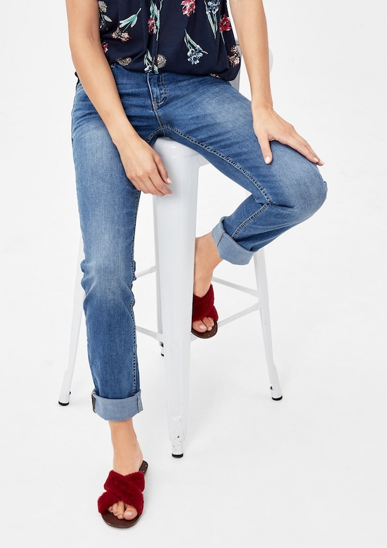 s.Oliver RED LABEL Shape Slim: Stretch-Jeans